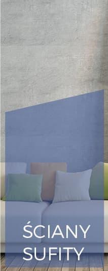 ściany i sufity