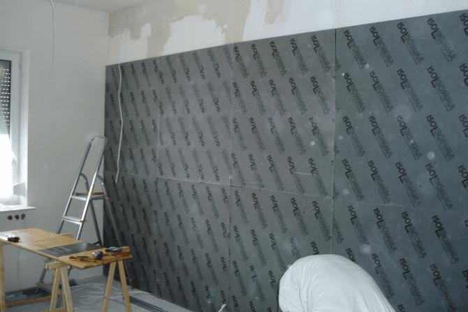 Mata akustyczna na ścianę